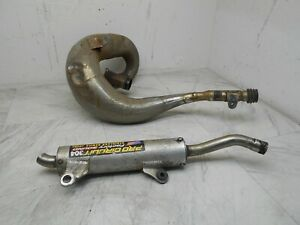 motorcycle mufflers for honda cr250 for