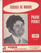 Pierre Perret - Cuisses de mouche paroles | Musixmatch