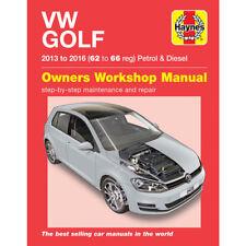 vw golf mk2 gti 16v wiring diagram studor installation volkswagen haynes car service repair manuals ebay manual 2013 16 workshop 1 2 4 0 petrol diesel