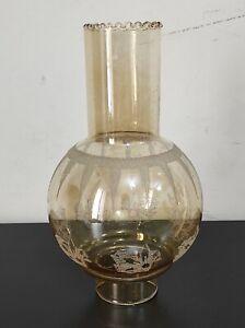 Coppia lampadari ottone a una luce boccia vetro decorata. Ricambi Vetro Lampadari Acquisti Online Su Ebay