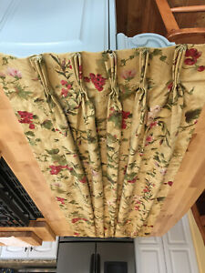 waverly gold curtains drapes