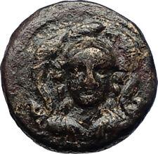 ANTIOCHOS I SOTER 281BC RARE R1 Ancient Seleukid Greek Coin ATHENA & NIKE i69686