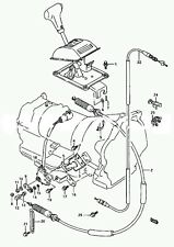 Automatic Transmission Parts for 1996 Geo Tracker for sale