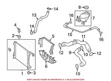 Genuine OEM Radiators & Parts for Mercedes-Benz C250 for