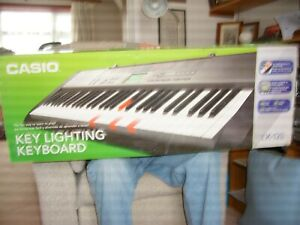 casio key lighting keyboard for sale ebay
