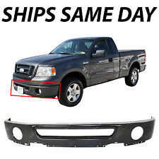 New Primered Steel Frontper Fascia For  Ford F