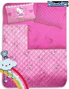 Gabel paw patrol trapunta letto, una piazza, 100% cotone, arancio camera da letto. Trapunte E Copriletti Hello Kitty Acquisti Online Su Ebay