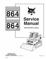 6660992 Water Pump for Bobcat Skid Steer Loader 533 (543
