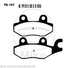 Teile-Bremsen für vorne und KYMCO Motorroller günstig