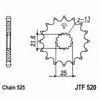 CORONA TRASMISSIONE JT 735 Z 36 DUCATI 620 S MONSTER I.E