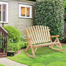 patio rocking chairs for sale ebay
