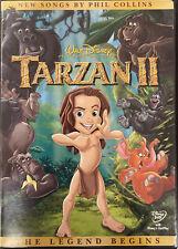 La Légende De Tarzan 2 : légende, tarzan, Disney, Tarzan