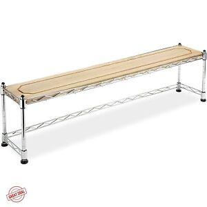 wooden kitchen sink shelves for sale ebay