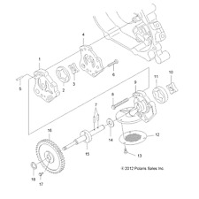 ATV, Side-by-Side & UTV Transmissions & Chains for Polaris