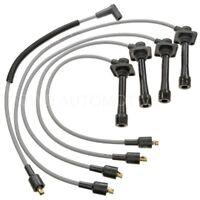 8158 NGK Spark Plug Wires Set of 6 New ZE28 for Mazda 626