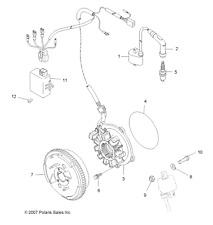 ATV, Side-by-Side & UTV Fuel Caps for Polaris Trail Boss