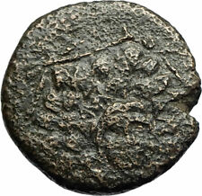 Sinope in Paphlagonia - Mithradates VI the Great - Gorgon Nike Greek Coin i71682