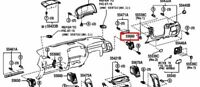 TOYOTA 77704-63010 Charcoal Canister SUB ASSY LAND CRUISER