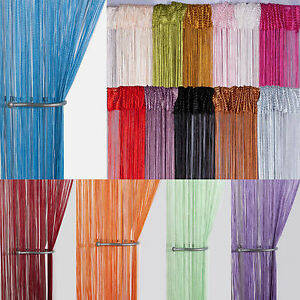 door curtain fly screen for sale ebay