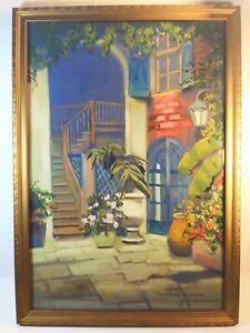 Famous Gouache Paintings : famous, gouache, paintings, Gouache, Famous, Places, Original, Paintings