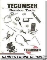 NEW Tecumseh engine L head Repair service manual 3-11HP
