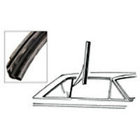 FORD MUSTANG REAR WINDOW SEAL CLIP KIT 1964 1965 1966 1967