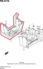 ATV, Side-by-Side & UTV Fenders for Suzuki King Quad 400