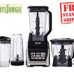 Ninja Kitchen System Pulse Bl201 Cheap Islands For Sale Countertop Blenders | Ebay