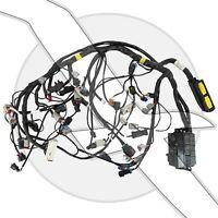 Volvo Penta 8.1L 496 Motor Fuel Injector Engine Wiring