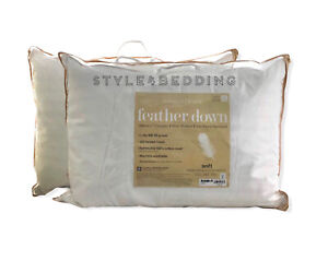 charter club soft down pillow for sale