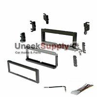 Single Din Dash Kit Stereo Radio Installation Install Kit