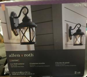 https www ebay com b allen roth lantern bronze outdoor lighting equipment 42154 bn 93493051
