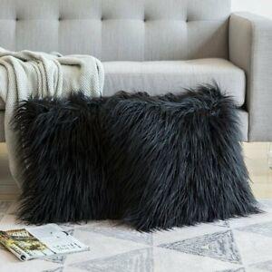 black mongolian cushions for sale ebay