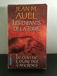 Le Clan De L Ours Des Cavernes : cavernes, Fiction, Literature, Books, French, Stock
