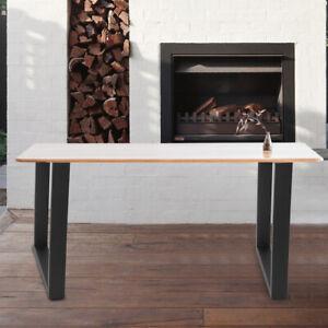 pieds de table en acier pour la maison