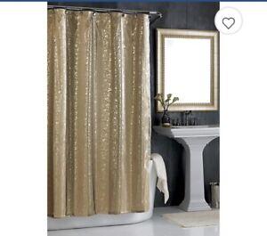 nicole miller modern shower curtains