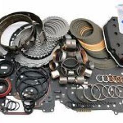 Ford 4r70w Transmission Diagram Define Scatter In Statistics Rebuild Kits For Mustang Ebay Deluxe Kit 1998 03 W Bands Bushings