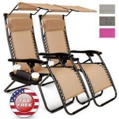 Folding Lawn Chairs Heavy Duty Small Leather Club Chair Recliner Patio Chairs, Swings & Benches For Sale | Ebay