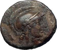 SELEUKOS II Kallinikos 246BC Seleukid Ancient Greek Coin ATHENA APOLLO i68051