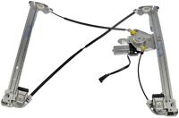 Power Window Motor and Regulator Assembly-Window Assembly