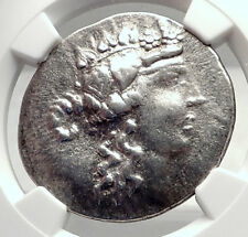THASOS Thrace 148BC Authentic Ancient Silver Greek Tetradrachm Coin NGC i72616