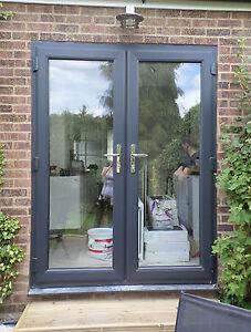 black french door doors for sale ebay