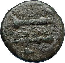 ALEXANDER III the GREAT 336BC Macedonia Ancient Greek Coin HERCULES CLUB i66797