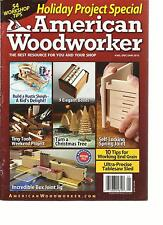 American Woodworker Index