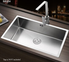 square kitchen sink pictures stainless steel single bowl sinks with taps ebay large handmade undermount