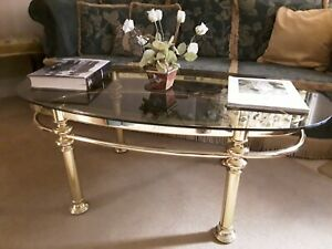 brass coffee table antique tables for