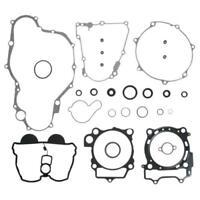 Moose Complete Gasket Kit for Yamaha 14-17 YZ250F 15-17