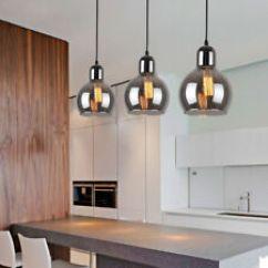 Kitchen Ceiling Lighting Combo Lights Ebay Pendant Light Bar Modern Lamp Glass Chandelier