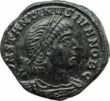CONSTANTINE II Jr. Constantine I the Great son Ancient Roman Coin Legion i76533