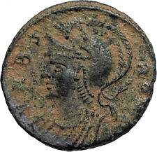 ANONYMOUS Constantine the Great Dynasty 337AD Roman Coin VRBS ROMA i67131